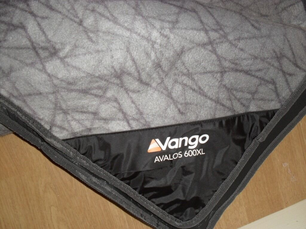 TENT CARPET VANGO AVALOS 600 XL & TENT CARPET VANGO AVALOS 600 XL | in Leicester Leicestershire ...