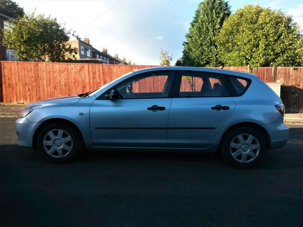 2008 (08) MAZDA 3 S D 1.6 DIESEL   1 PREVIOUS OWNER, EXCELLENT MPG, LOW  ROAD TAX, MOT TILL 2019, FSH