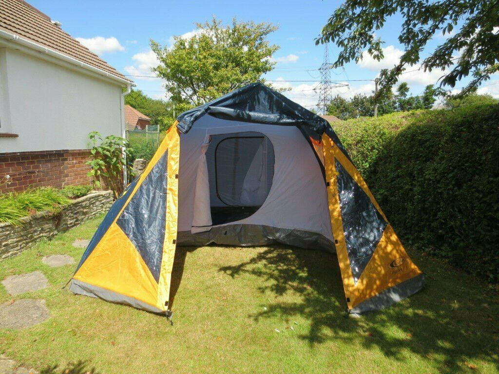 C&ing Gear - two tents/bedding and range of cooking equipment & Camping Gear - two tents/bedding and range of cooking equipment ...