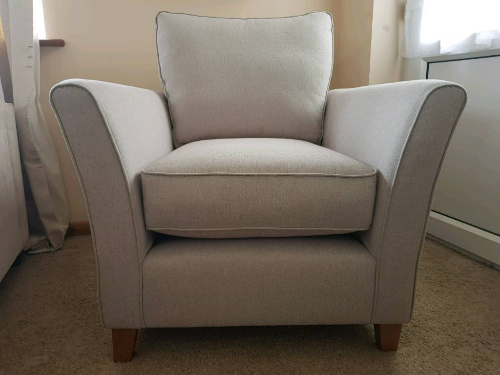 BOND Furniture Village Chair June 2017