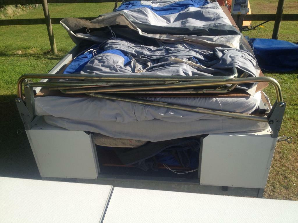 Conway trailer tent & Conway trailer tent | in Gloucestershire | Gumtree