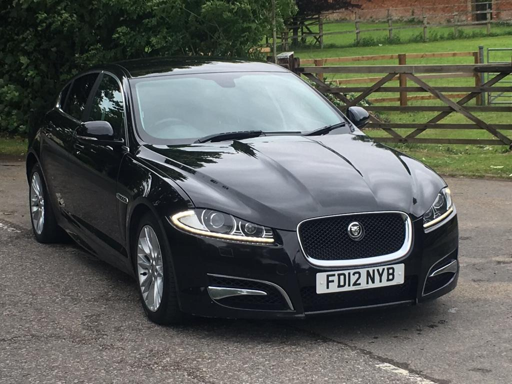Captivating 2012 JAGUAR XF SPORT LE FACELIFT TOP SPEC 2.2 D 190 LIMITED EDITION  IMMACULATE