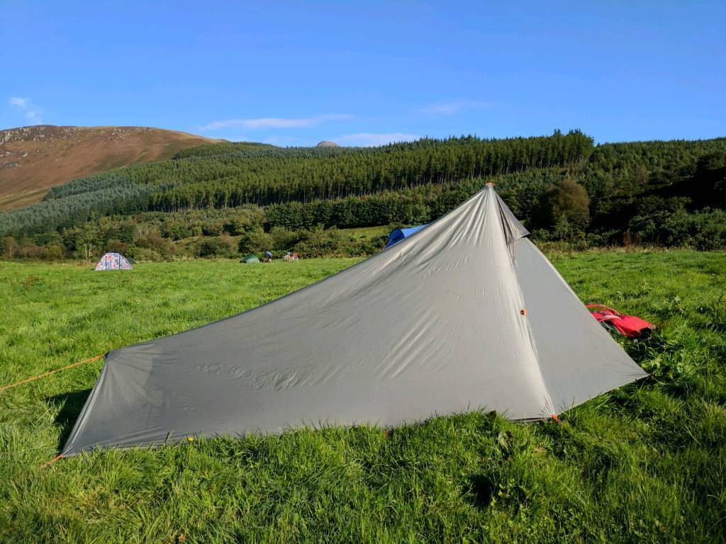 Nemo Equipment Spike 1p ultralight tent & Nemo Equipment Spike 1p ultralight tent | in Clarkston Glasgow ...