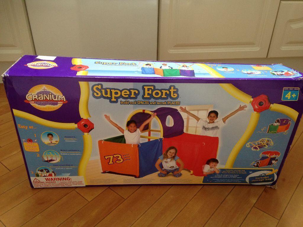 Cranium Super Fort / Playhouse / Den & Cranium Super Fort / Playhouse / Den   in Narborough ...