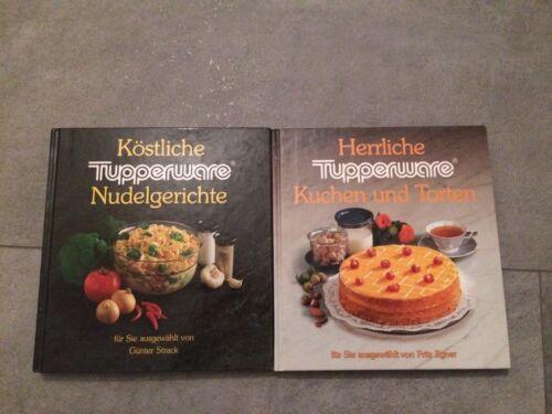 Tupperware Bücher Nudelgerichte Und Torten/Kuchen In Hagen