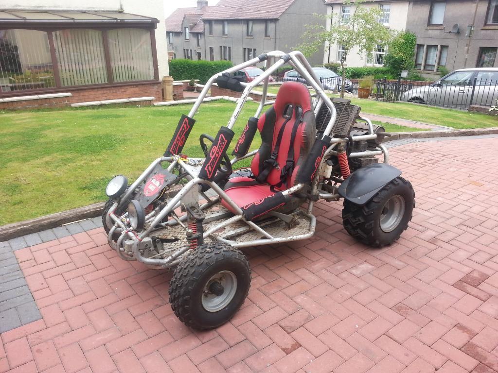 Challenger Karts(honda Pilot Style) Off Road Buggy/kart