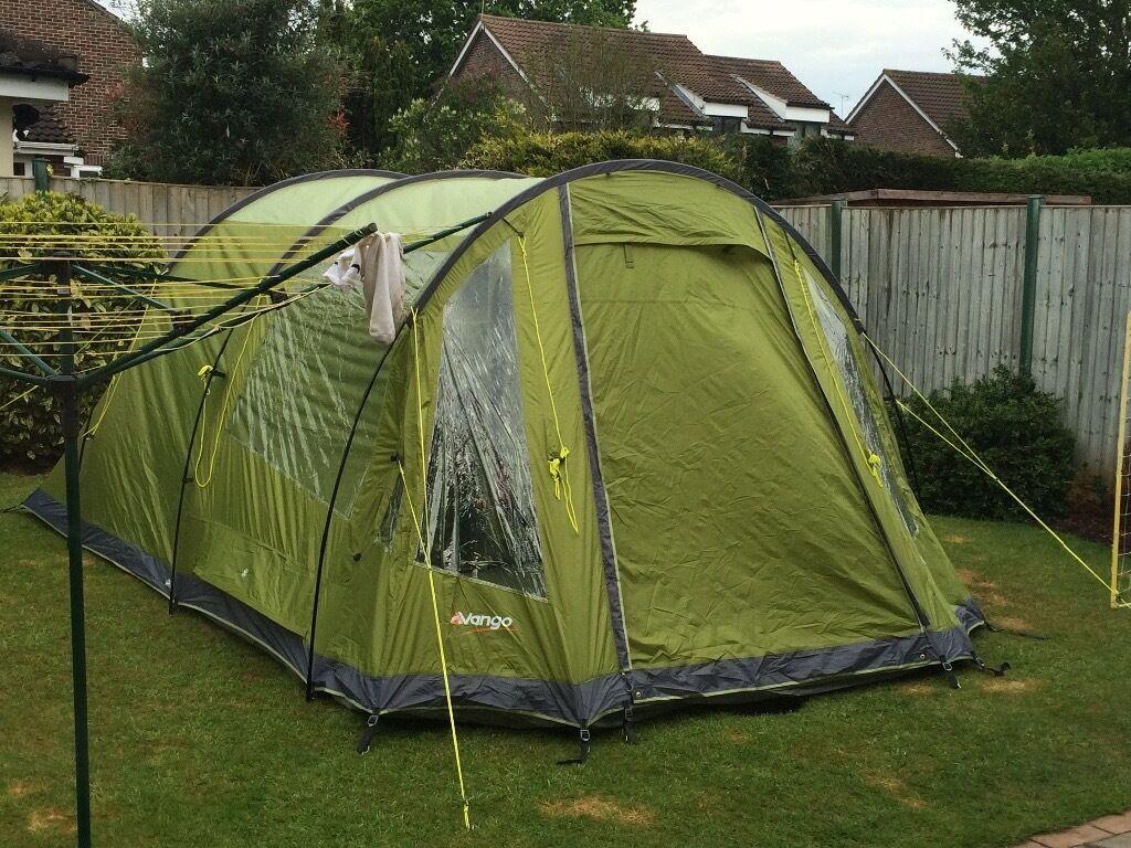 Vango Iris 500 five person tent & Vango Iris 500 five person tent | in Somerset | Gumtree