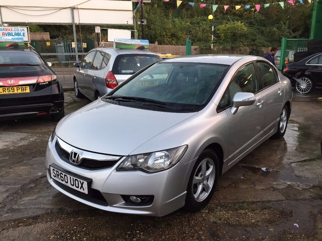 2010 HONDA CIVIC ES IMA 1.3 HYBRID CVT, LOW GENUINE MILEAGE, FULL SERVICE  HISTORY