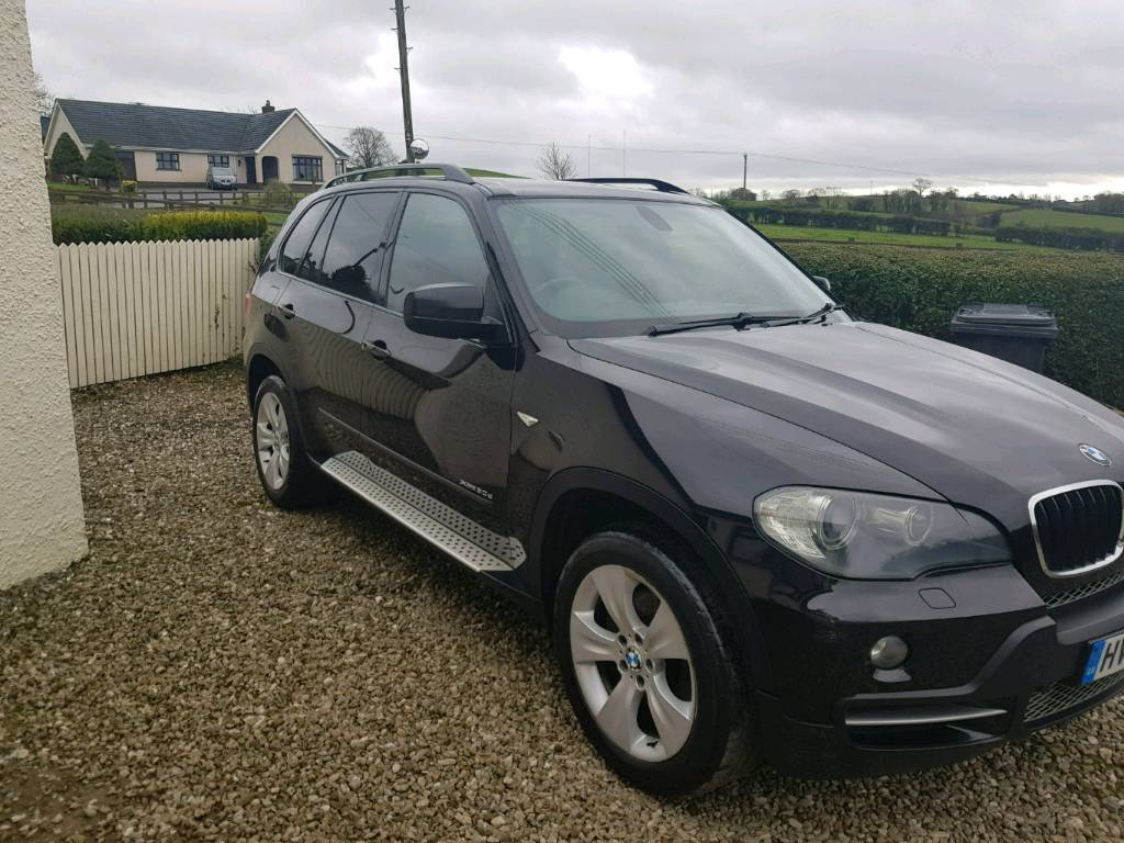 Superb Bmw X5 3.0D 7 Seater Xdrive Model