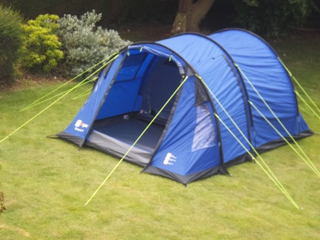 Hi gear Rock 4 Tent and canopy & Hi gear Rock 4 Tent and canopy | in Louth Lincolnshire | Gumtree
