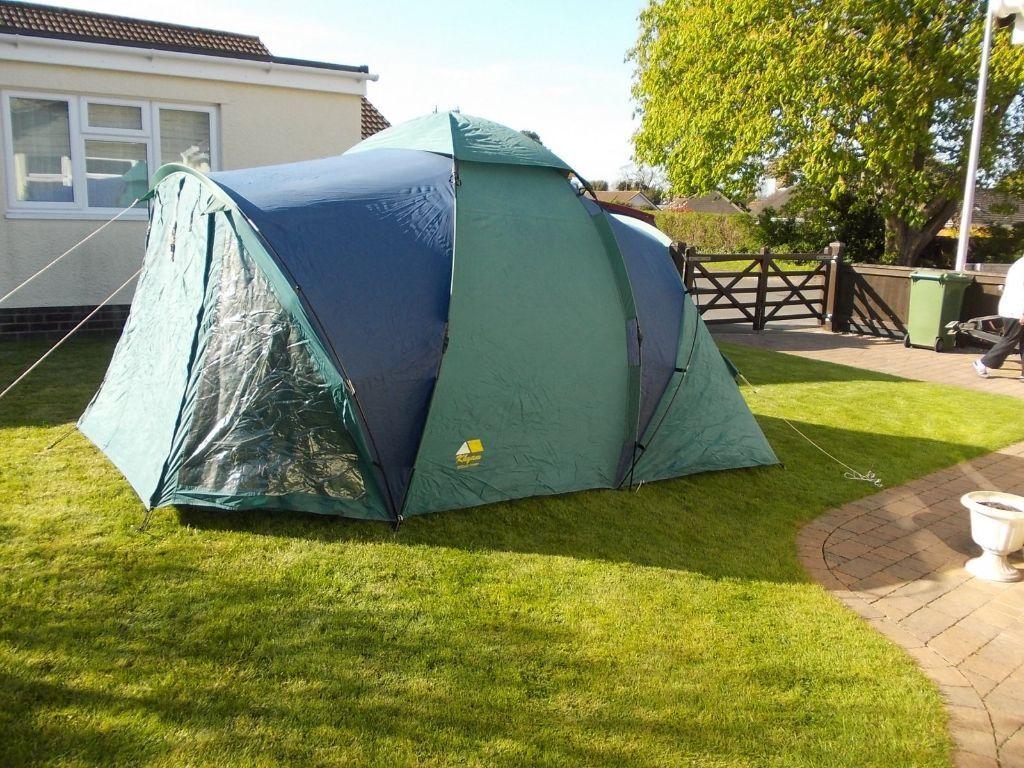 KYHAM Trooper 2 Berth Tent  easy pop up frame. & KYHAM Trooper 2 Berth Tent  easy pop up frame. | in Exeter Devon ...
