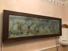 Wall Mounted Aquarium Fish Tank