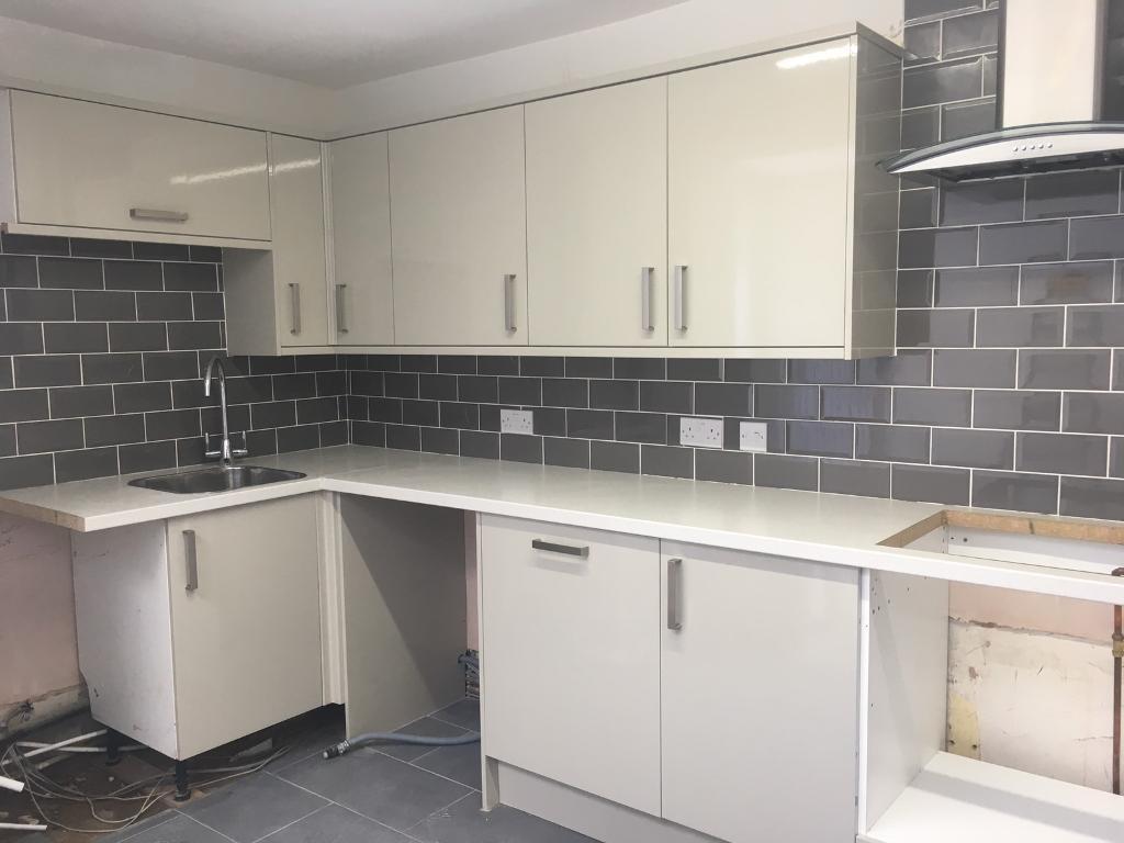 Superieur NEWPICS Howden Kitchen Units,boiler Unit, Oven Hob Sink. Excellent  Condition, Less