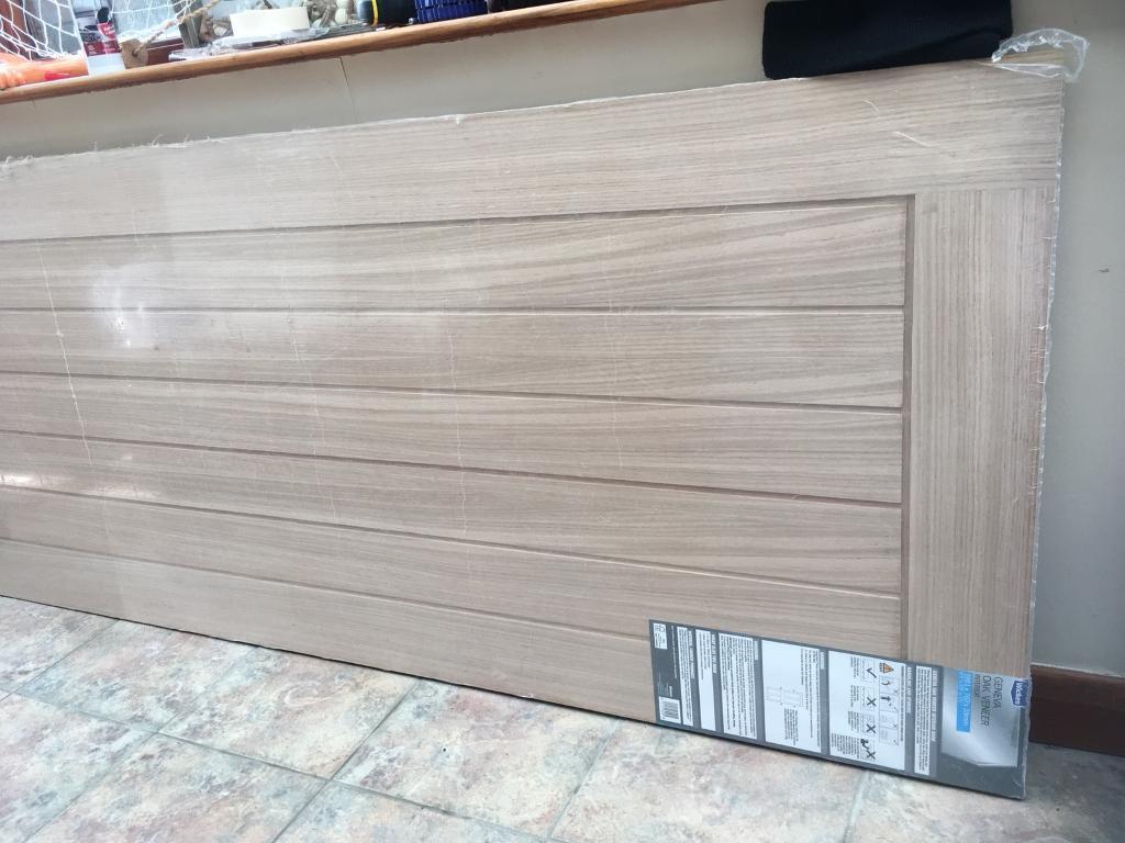 Wickes Geneva oak veneer interior door & Wickes Geneva oak veneer interior door | in Great Yarmouth Norfolk ...