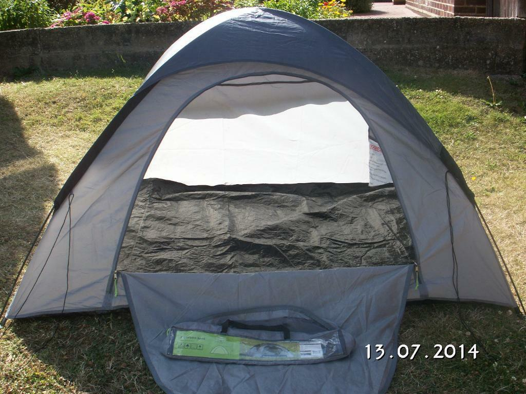 2 man Tent (Asda) & 2 man Tent (Asda) | in Bournemouth Dorset | Gumtree