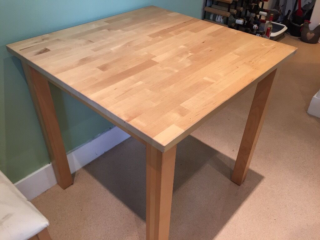 Ikea Norden Square Kitchen Dining Table