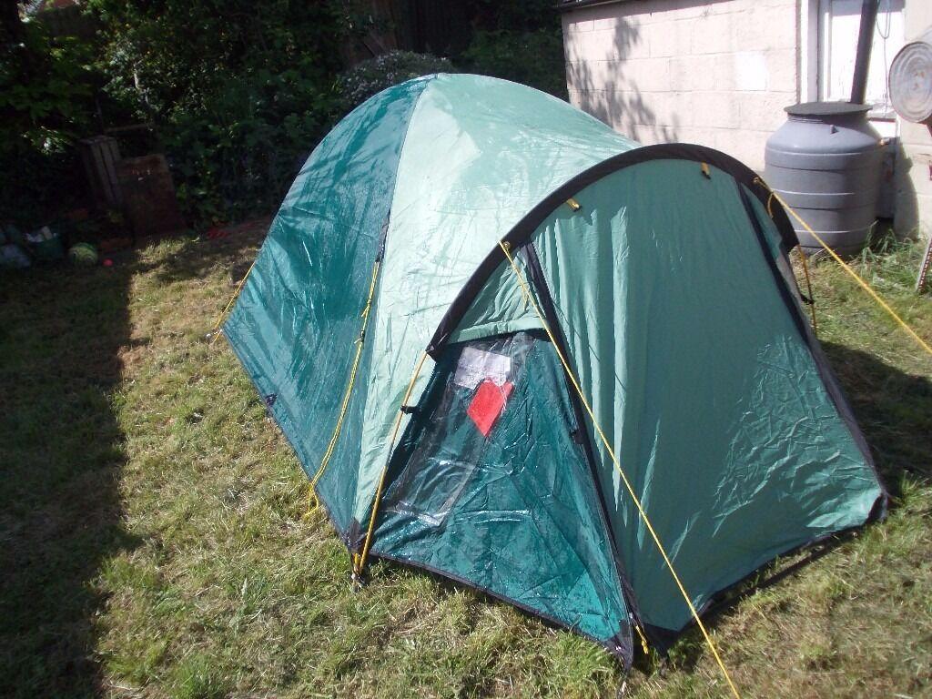 Lichfield Apache 3 Man dome Tent & Lichfield Apache 3 Man dome Tent   in Long Eaton Nottinghamshire ...