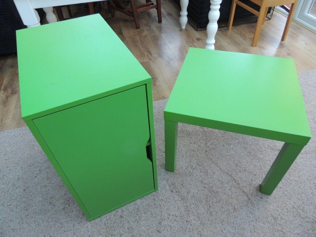 IKEA VIKA ALEX STORAGE UNIT AND IKEA LACK TABLE & IKEA VIKA ALEX STORAGE UNIT AND IKEA LACK TABLE | in Hockley Essex ...
