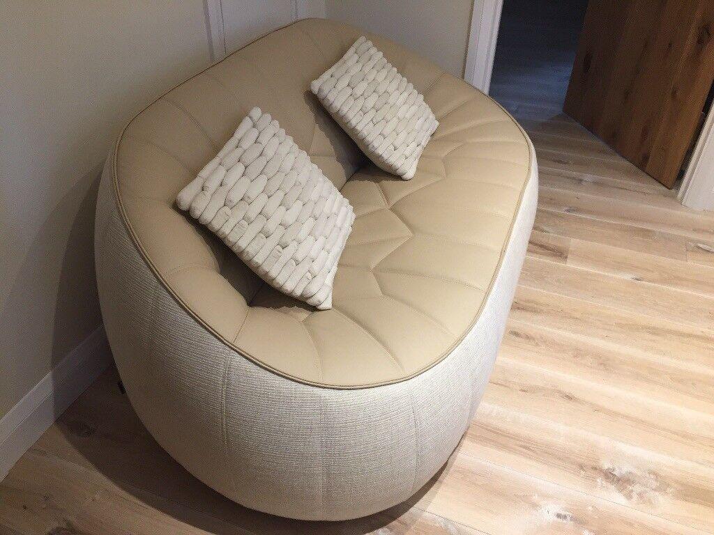 Ligne Roset Ottoman Small Sofa