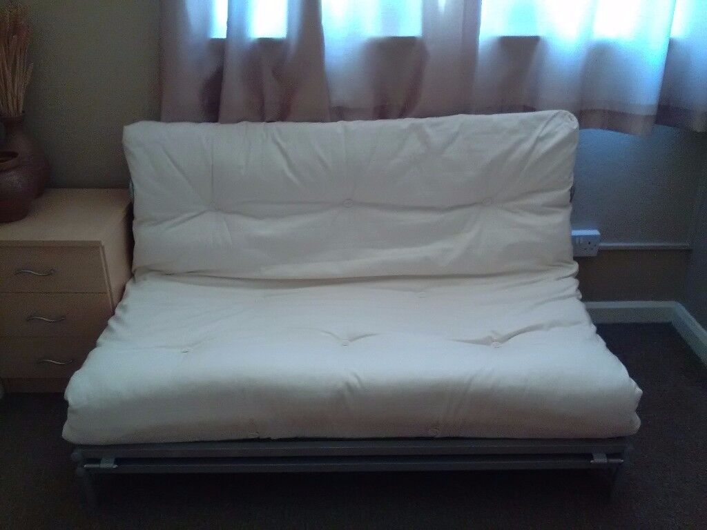IKEA FUTON SOFA BED V.G.C.
