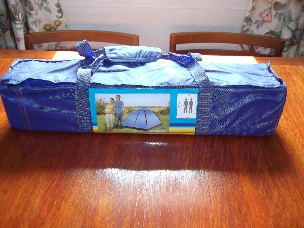 TESCO 2 PERSON DOME TENT - ORWELL - NEW/UNUSED & TESCO 2 PERSON DOME TENT - ORWELL - NEW/UNUSED | in Cardiff | Gumtree