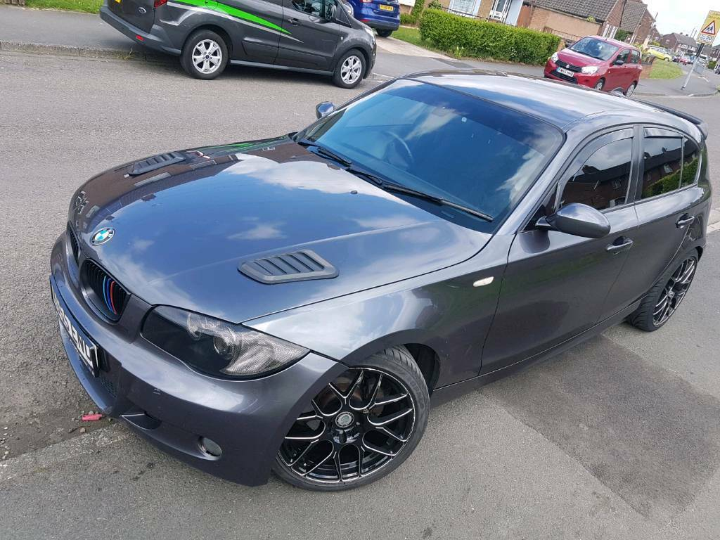 Delightful CHEAP! Bmw 1 Series 120d Stage 3 Remapped
