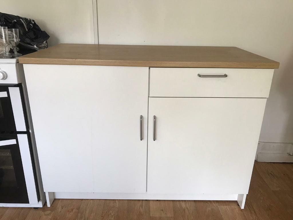 IKEA Knoxhult Kitchen Base Cabinets (2 Available)