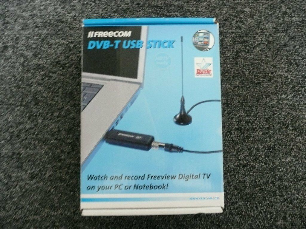freecom dvb t usb driver
