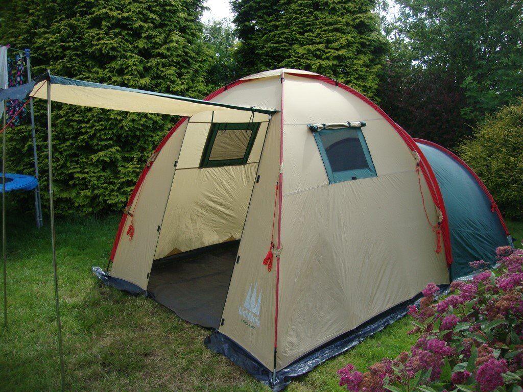 Lichfield Catalan 2100 4 person family tent & Lichfield Catalan 2100 4 person family tent   in Coalville ...
