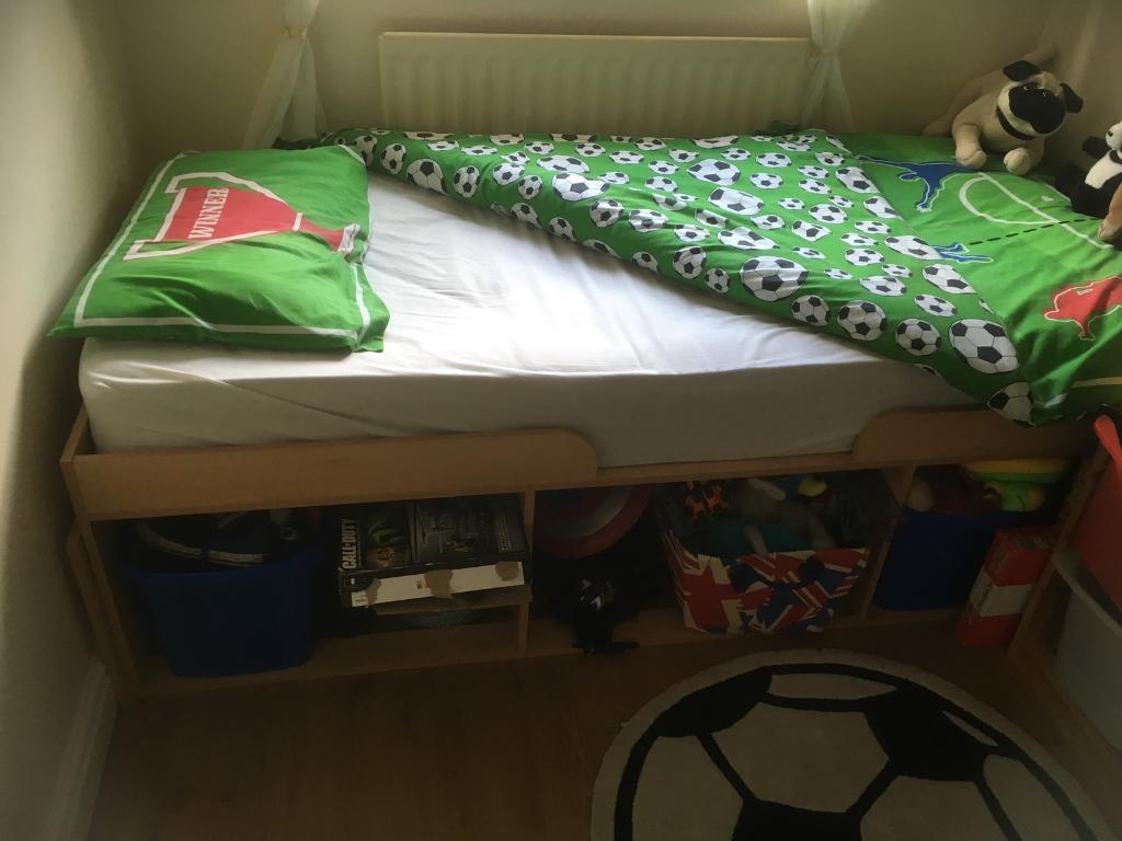 Child midi sleeper bed with storage & Child midi sleeper bed with storage | in Washington Tyne and Wear ...