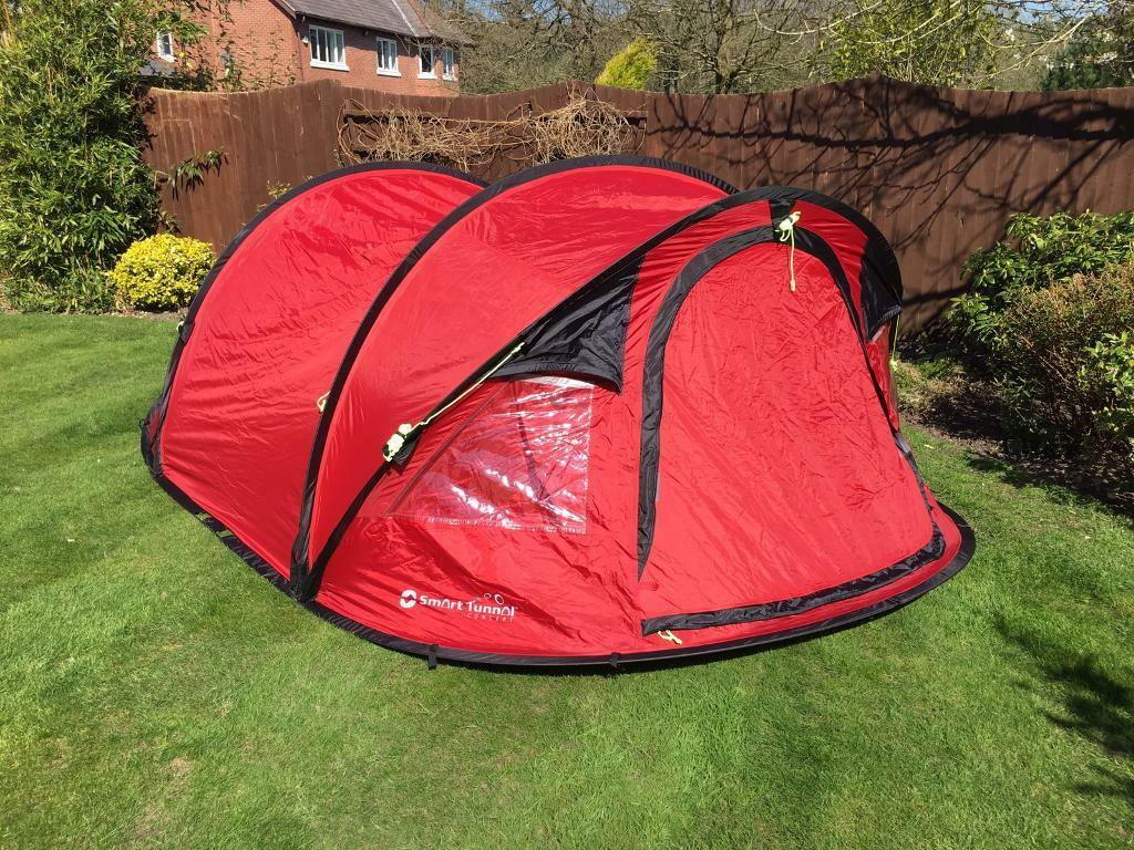 Outwell Fusion 400 Pop Up Tent (4 Man) & Outwell Fusion 400 Pop Up Tent (4 Man) | in Ormskirk Lancashire ...