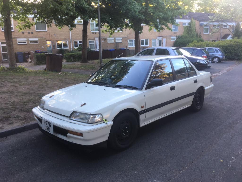 1991 Honda Civic Ef Sedan