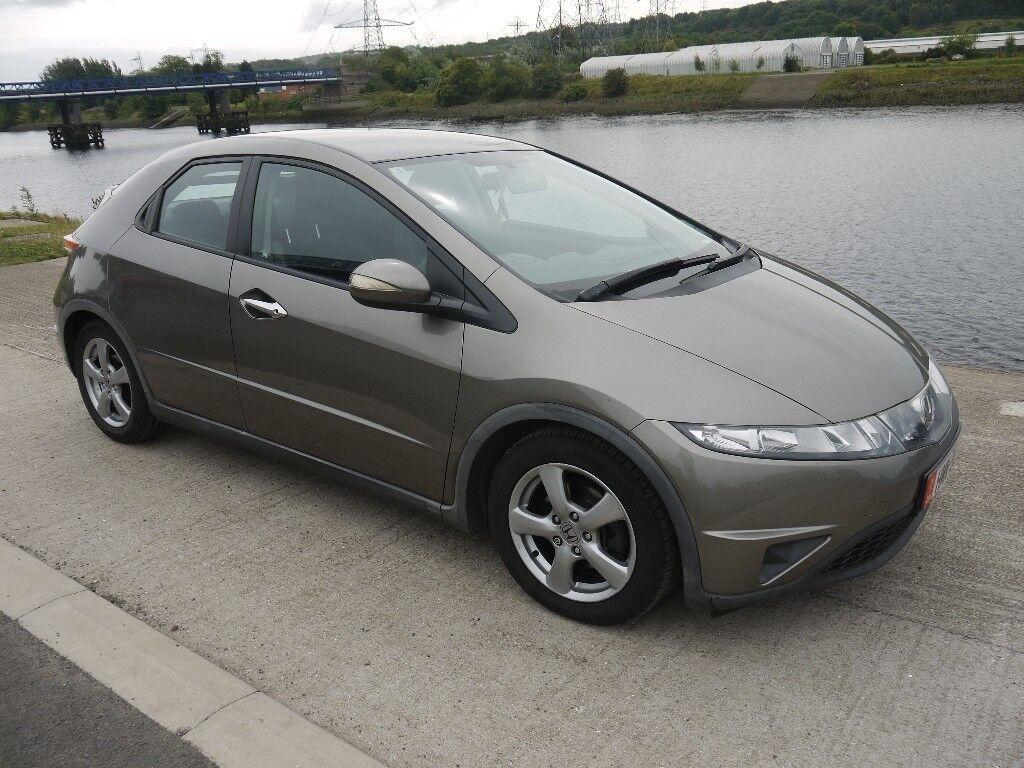 2006 Honda Civic 2.2 SE I CTDI 5d 139 BHP, 2006, Manual,