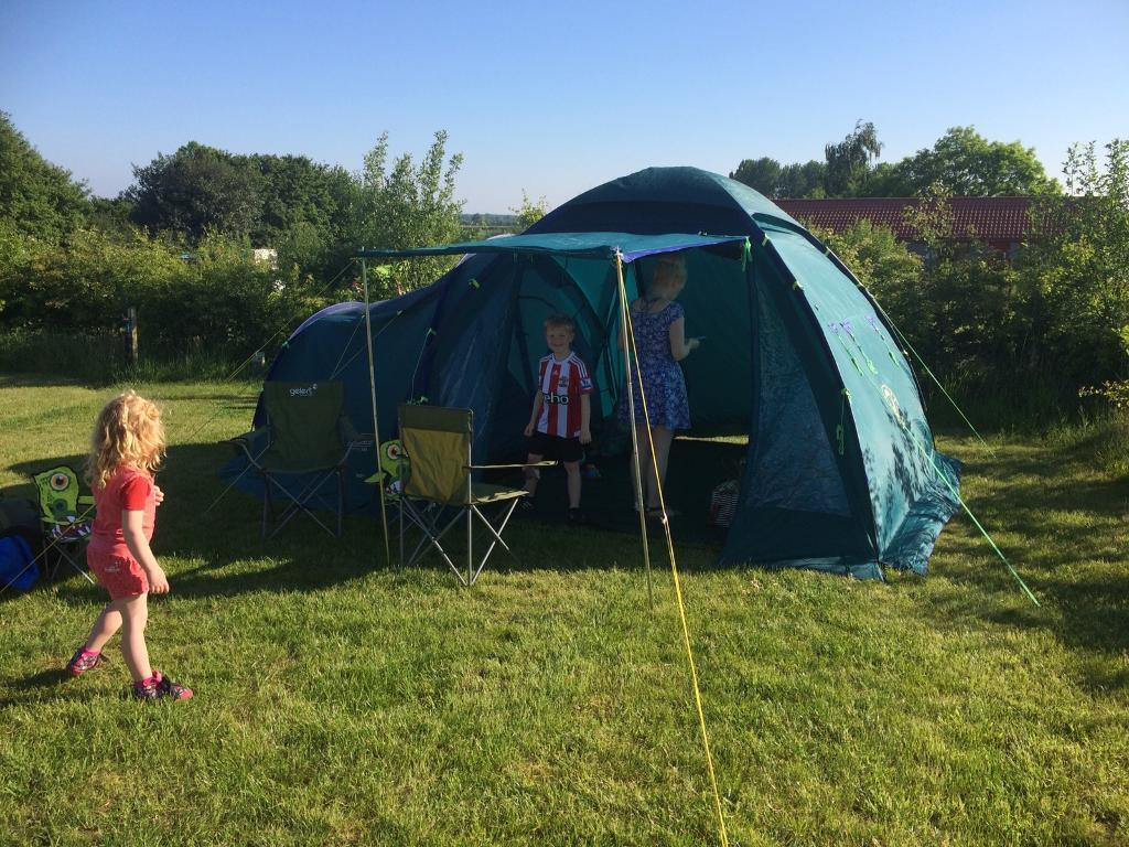 Coleman Bi Space 500 5 man tent & Coleman Bi Space 500 5 man tent | in Woodbridge Suffolk | Gumtree