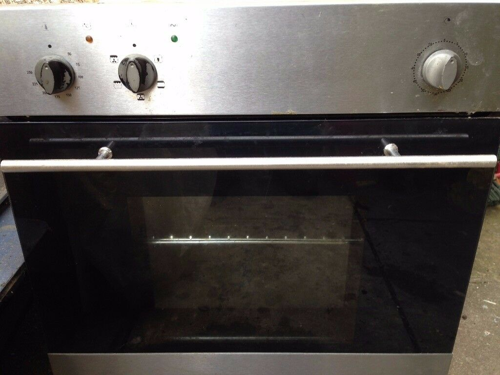 Electric Oven And Grill Part - 39: Fan Assisted Electric Oven And Grill, Kitchen, Cooking