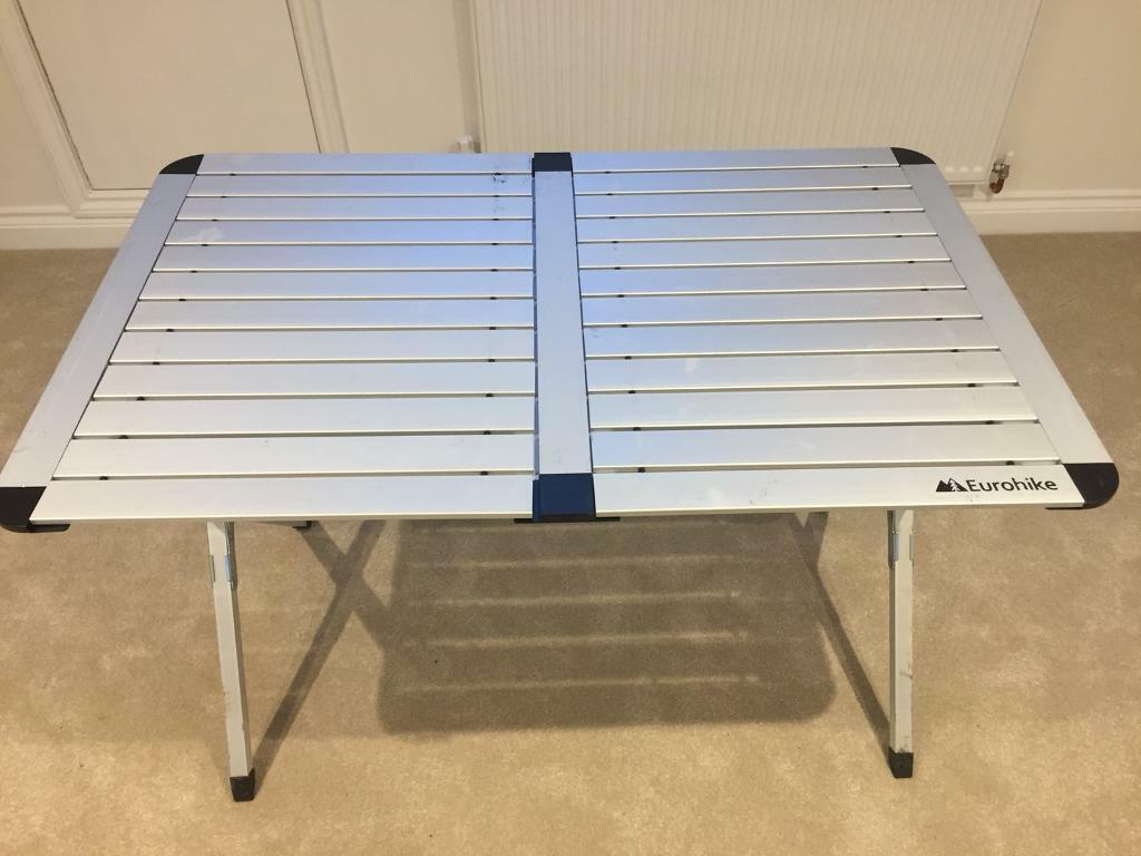 Exceptionnel Eurohike Roll Top Double Camping Table