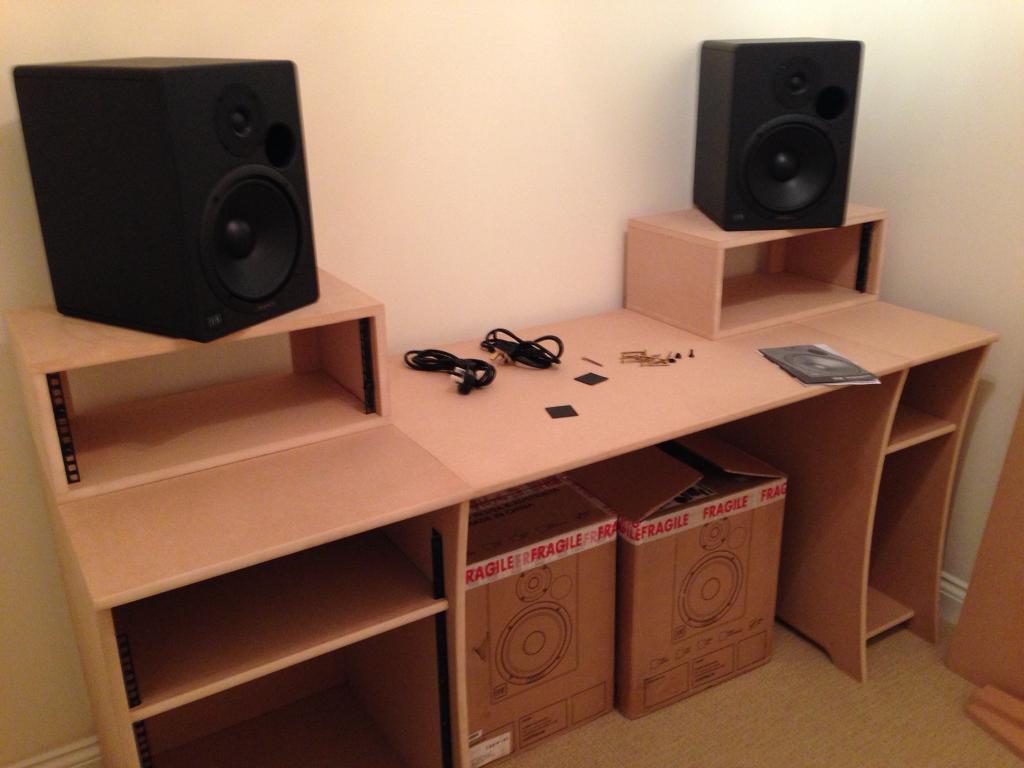 Music Studio Desk / Workstation