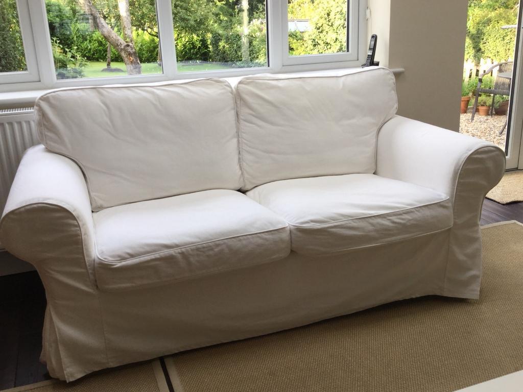2 Seater Sofa Ikea Ektorp (changeable Cover)