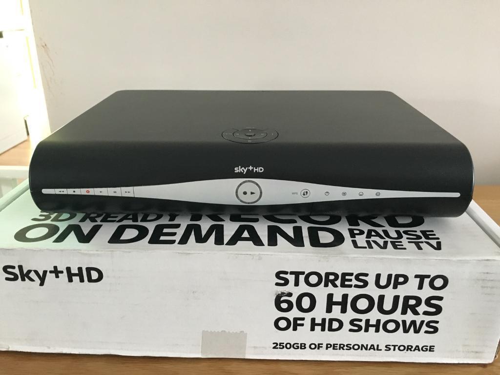 Sky HD box and router & Sky HD box and router | in Southampton Hampshire | Gumtree