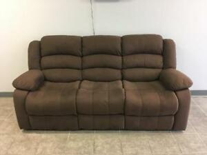 3PC Reclining Sofa Set