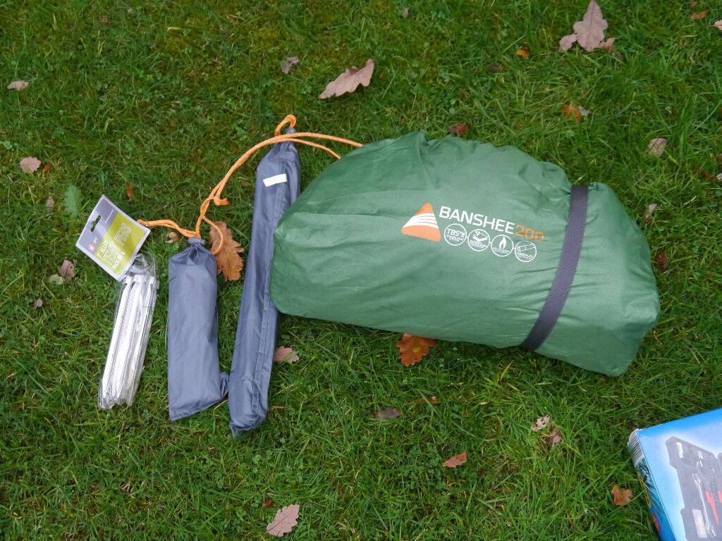 Vango Banshee 200 Tent & Vango Banshee 200 Tent | in Shipley West Yorkshire | Gumtree