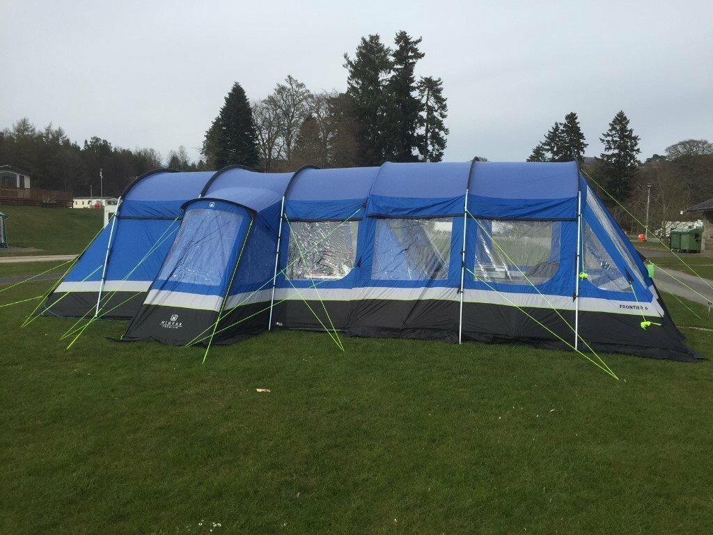 Hi Gear Premium Frontier 6 8 Family Cing Tent You & Hi Gear Tents Any Good - Best Tent 2018