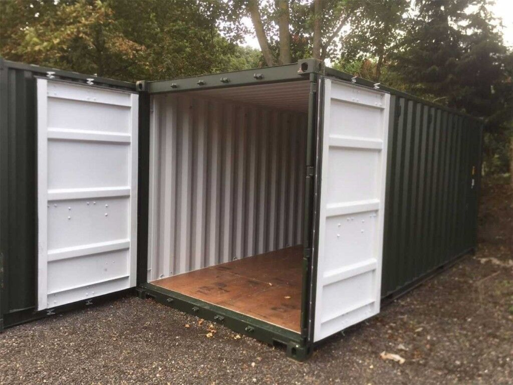 Beau Easy Access Lock Up Containers Available For Storage | BISHOPu0027S STORTFORD  (CM22) | In Takeley, Hertfordshire | Gumtree