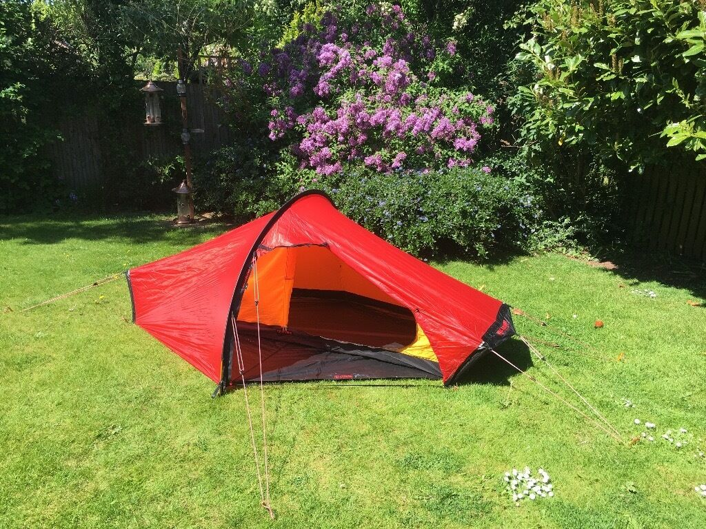 Hilleberg Akto Tent and Footprint - Virtually New & Hilleberg Akto Tent and Footprint - Virtually New | in New Town ...