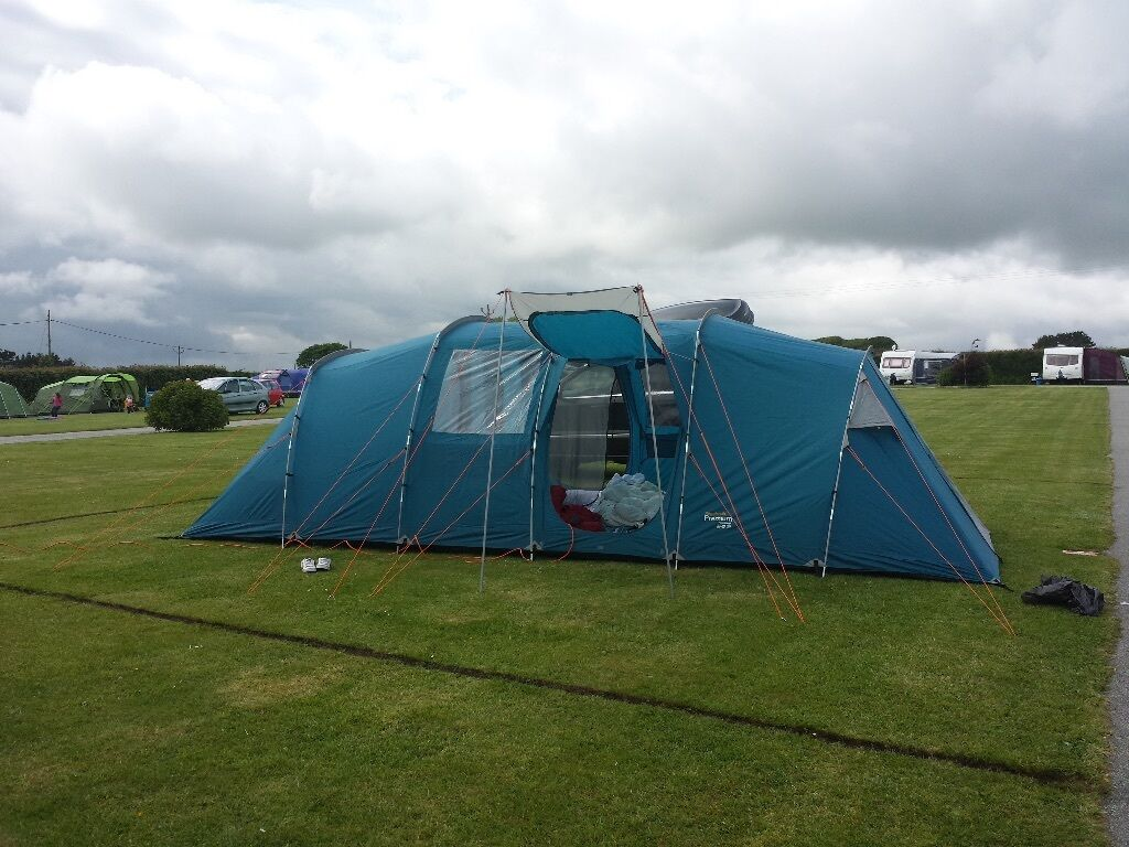 Regatta premium 8 man tent immaculate & Regatta premium 8 man tent immaculate | in Kirkby-in-Ashfield ...