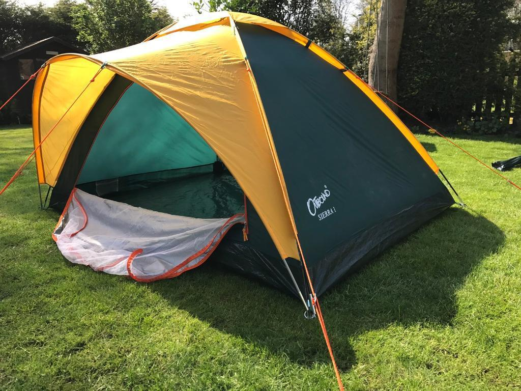 Outbound Sierra 1 two man festival tent & Outbound Sierra 1 two man festival tent | in North Ferriby East ...