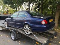 Jaguar X Type For Breaking Parts Any Part Available