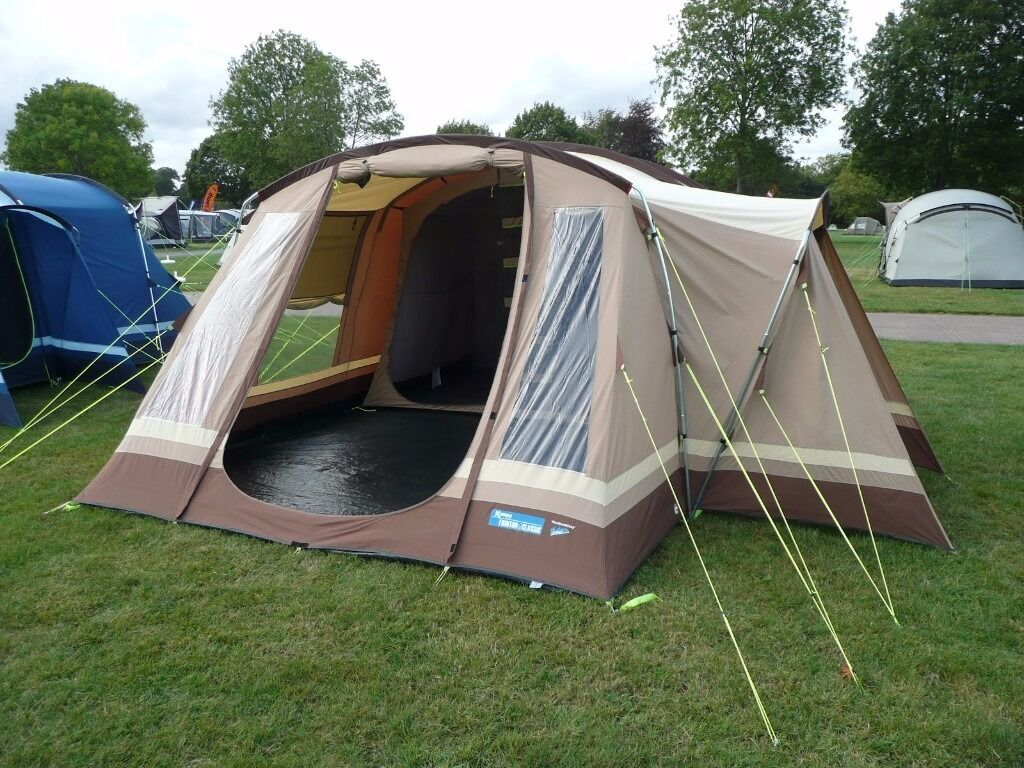 K&a Frinton 4 polycotton tent & Kampa Frinton 4 polycotton tent | in Weston-super-Mare Somerset ...