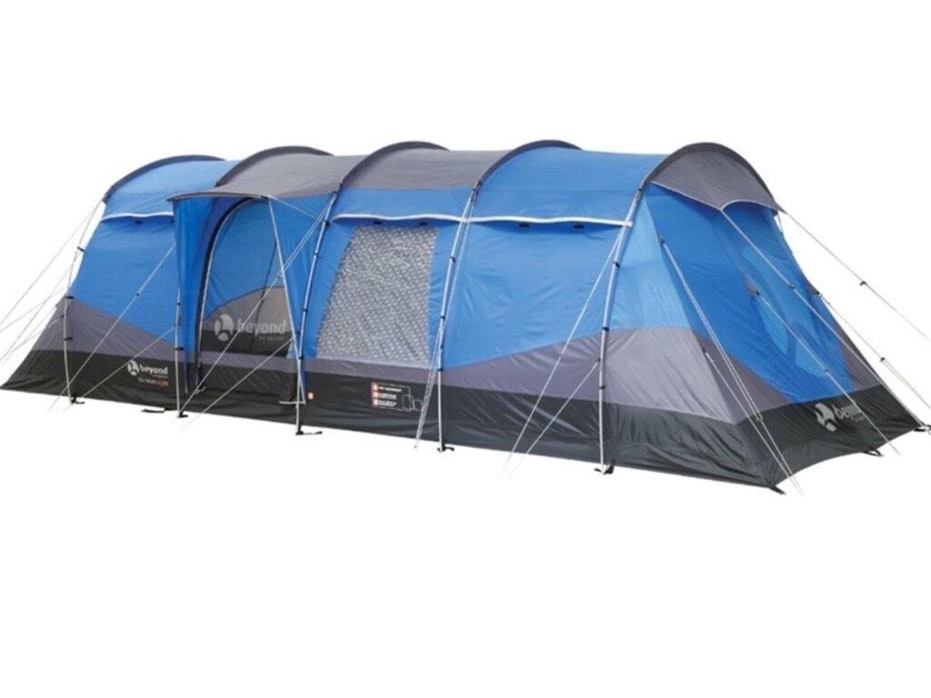 Gelert 8 man tent Meridien with porch  sc 1 st  Gumtree & Gelert 8 man tent Meridien with porch | in Ormskirk Lancashire ...
