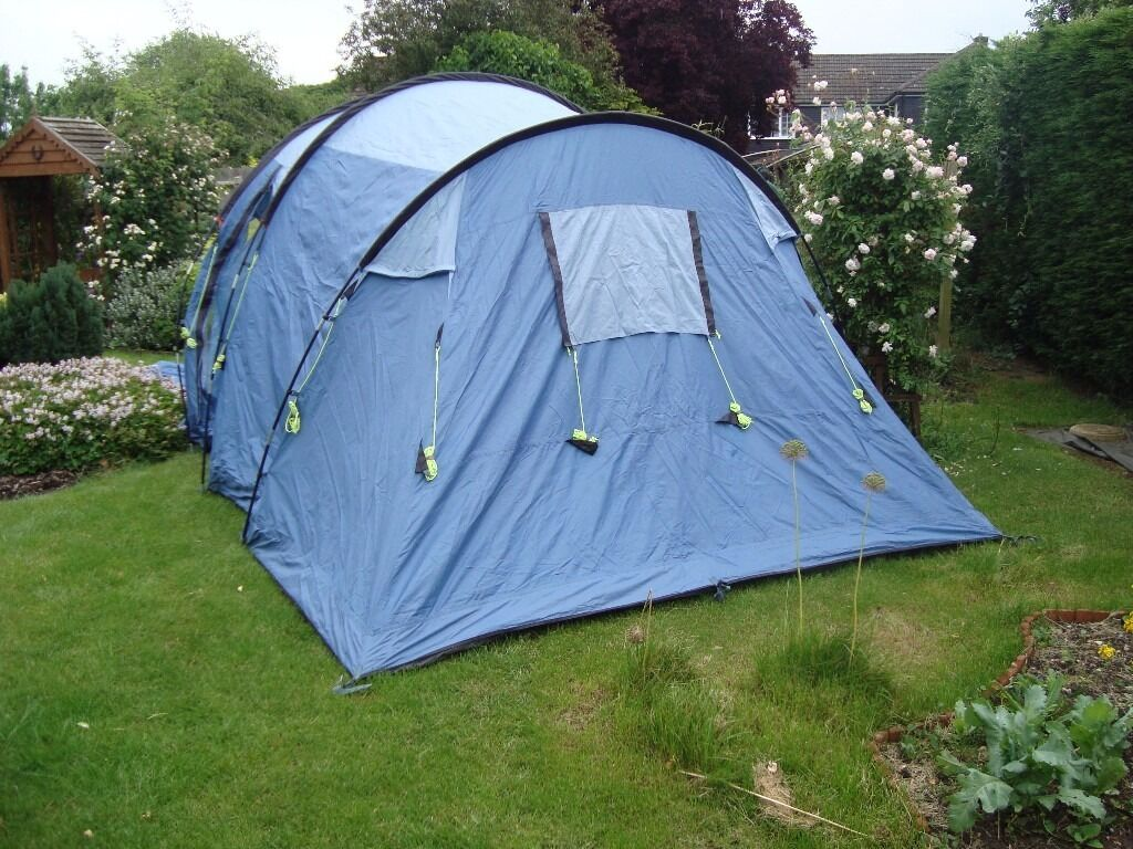 Outwell Nevada XL 8 Berth tent & Outwell Nevada XL 8 Berth tent | in Huntingdon Cambridgeshire ...